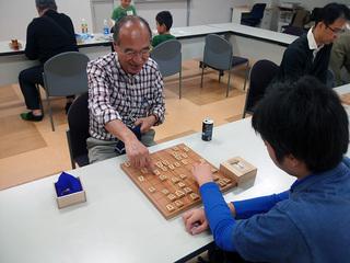 たのしい将棋活動風景1