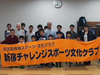 7/5(土)たのしい将棋大会集合写真