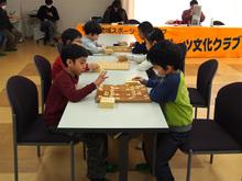 3/14(土)楽しい将棋大会 大会中の様子