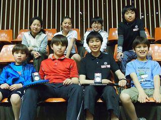 中野パドルテニス春季大会