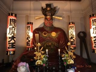 新宿あ・み・ま倶楽部「内藤新宿お寺巡り」に参加して